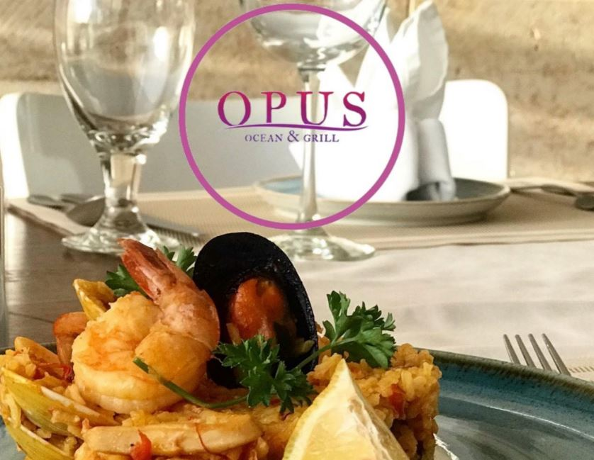 Opus Ocean and Grill