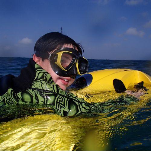 Seabob Family Fun With Turtles Tour