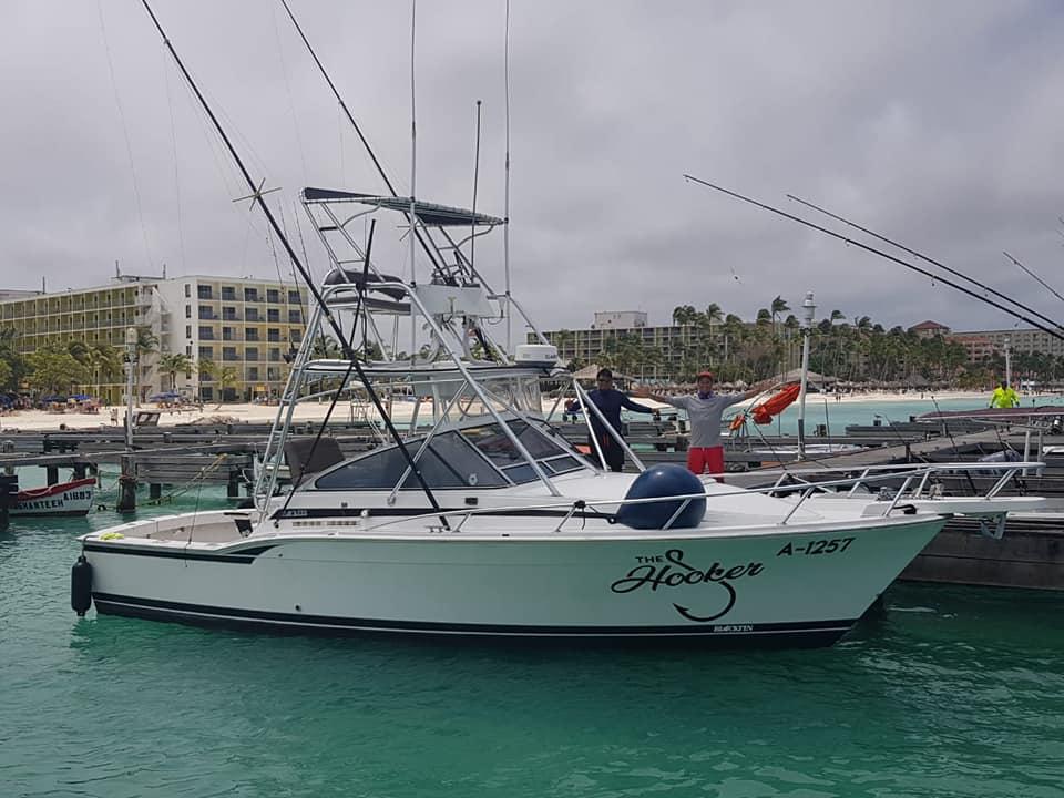 Full Day Deep Sea Fishing Charter