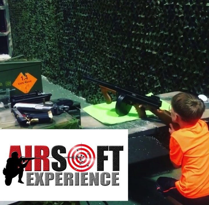 Tommy Gun Airsoft Experience