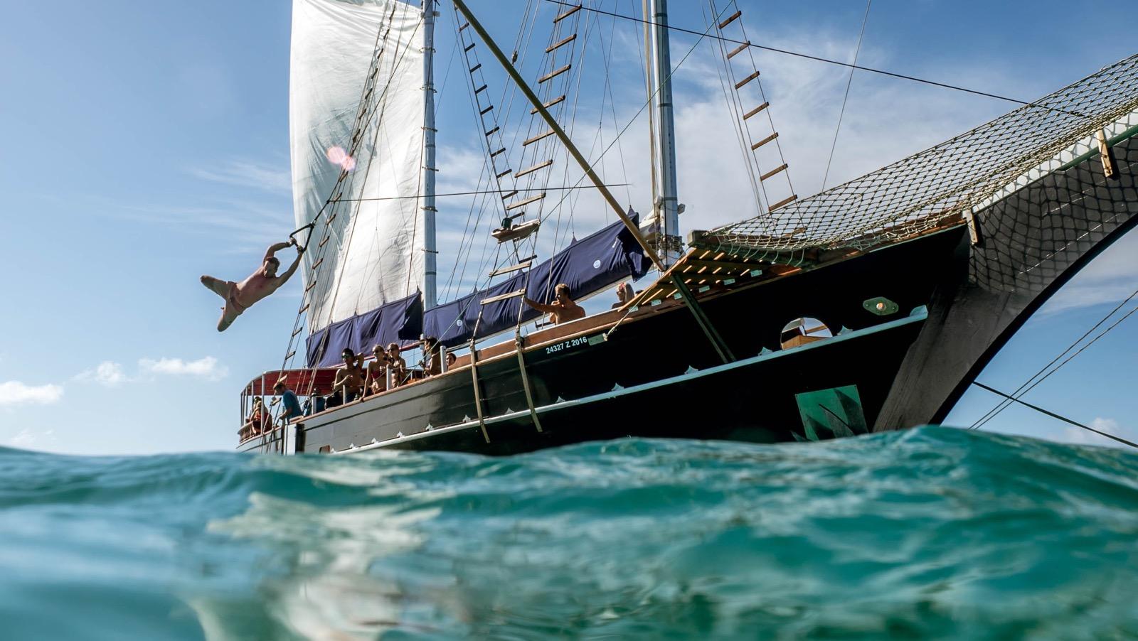 Sailaway Afternoon Sunset Snorkel Tour