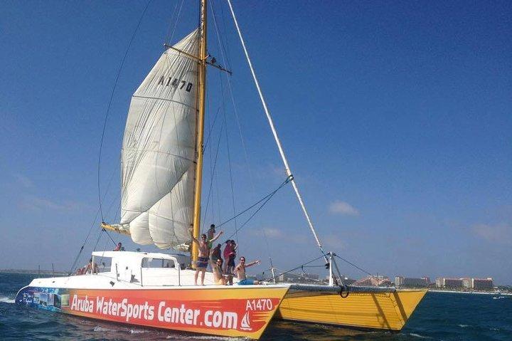 The Arusun Catamaran