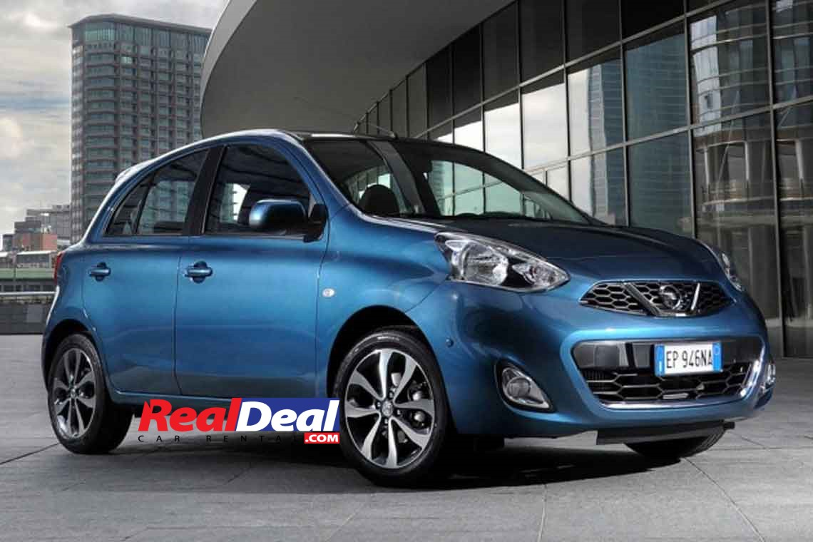 nissan march rd