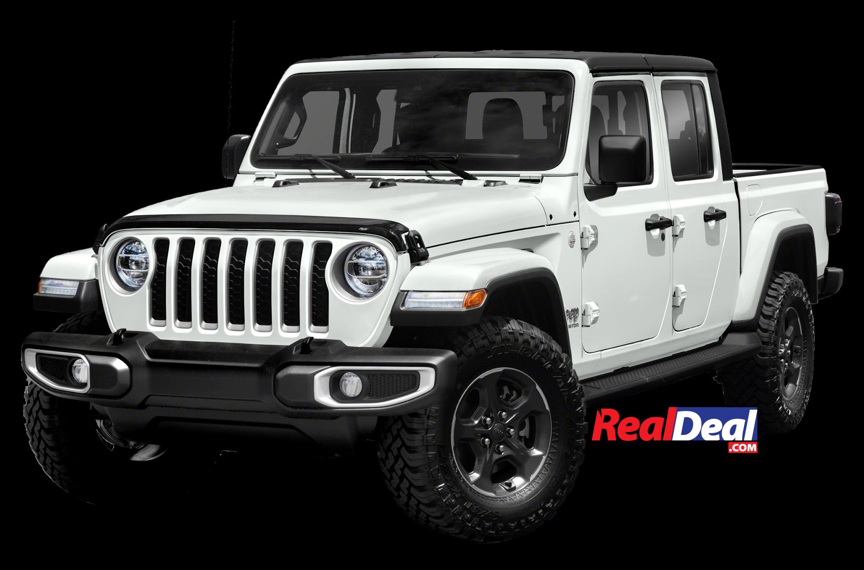 Jeep gladiAtor rd