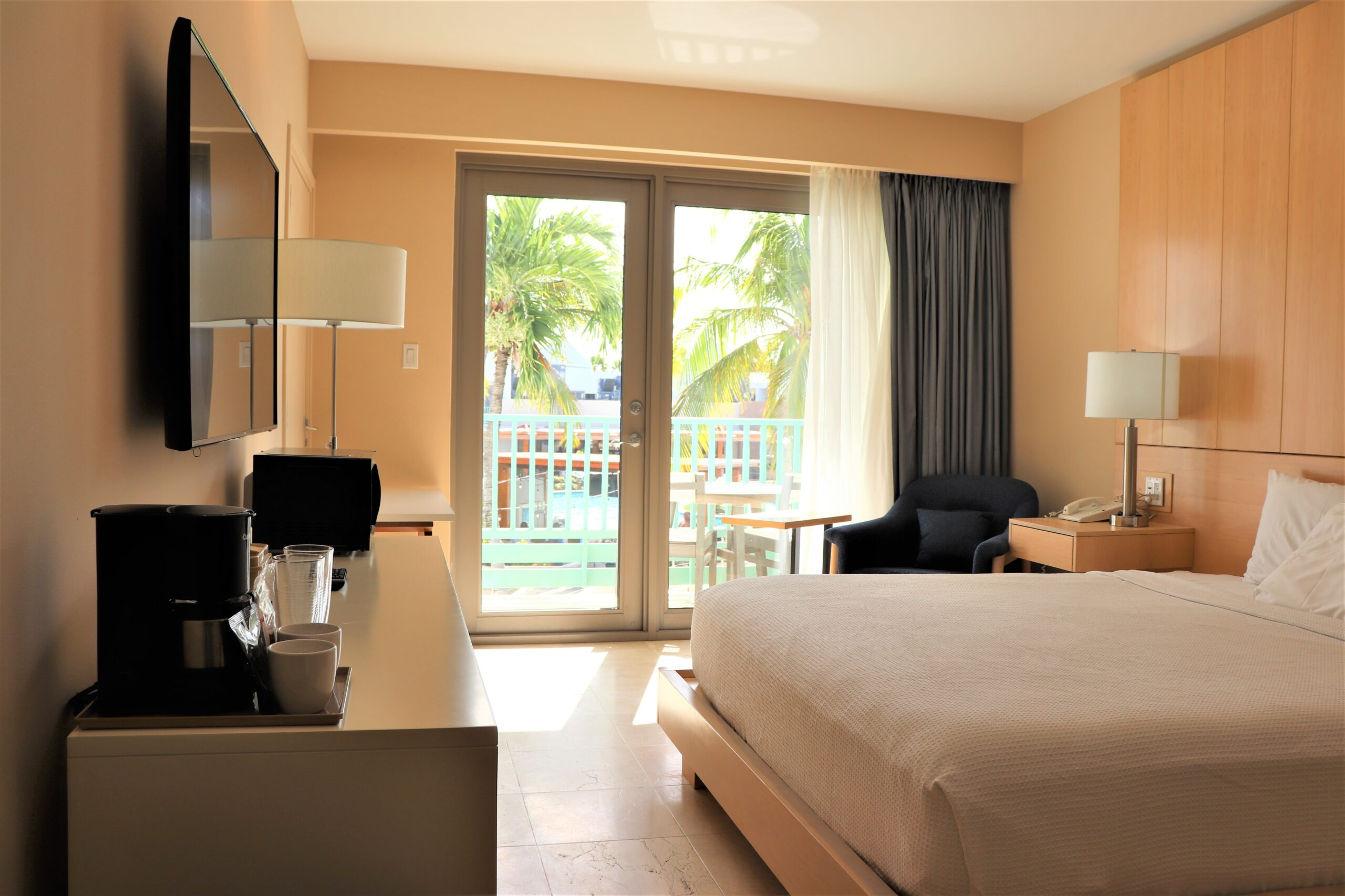 The Mill one bedroom suite