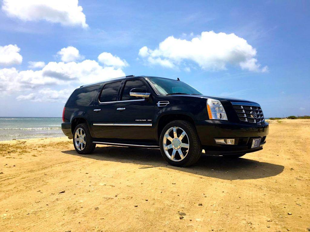 Round Trip VIP SUV Transfer