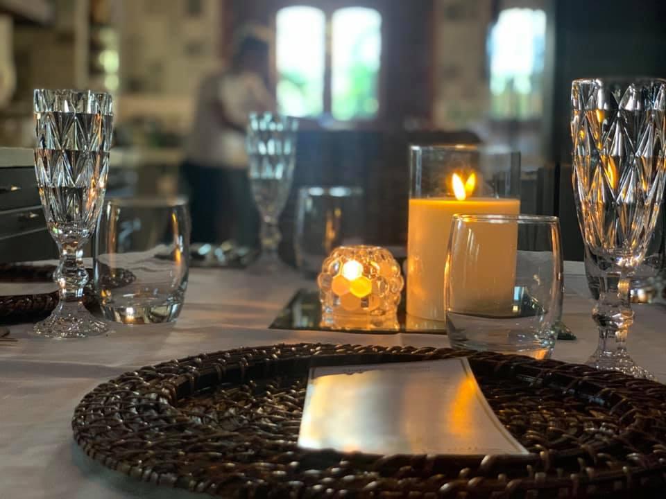 Private Chef Romantic Dinner